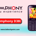 Symphony D38i flash file