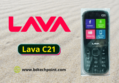 Lava C21 flash file